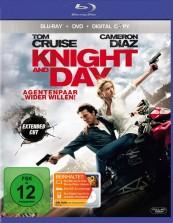 Blu-ray Film Knight And Day (Fox) im Test, Bild 1