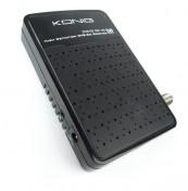 Sat Receiver ohne Festplatte König DVB-S2 REC20 im Test, Bild 1