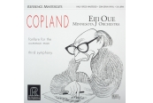 Schallplatte Komponist: Aaron Copland · Interpret: Minnesota Orchestra · Dirigent: Eiji Oue - Fanfare for the Common Man, Third Symphony (Reference Recordings) im Test, Bild 1