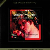 Schallplatte Komponist: Antonio Vivaldi / Interpreten: Sonatori de la Gioiosa Marca, Giuliano Carmignola - Le Quattro Stagioni (Audio Nautes) im Test, Bild 1