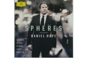 Schallplatte Komponist: Diverse / Interpret: Daniel Hope - Spheres (Deutsche Grammophon) im Test, Bild 1