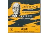 Schallplatte Komponist: Jean Sibelius · Interpret:  London Symphony Orechestra, Anthony Collins - The complete symphonies (Decca) im Test, Bild 1