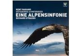 Schallplatte Komponist: Richard Strauss · Interpreten: Göteborger Symphoniker · Dirigent: Kent Nagano - Eine Alpensymphonie (Farao Classics) im Test, Bild 1