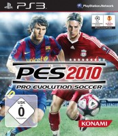 Games Playstation 3 Konami PES 2010 im Test , Bild 1