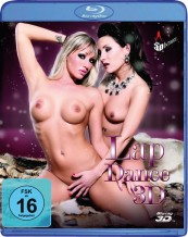 Blu-ray Film Lap Dance / Lesbian Babes / Pascha Table Dance  3D-Blu-ray (AL!VE) im Test, Bild 1