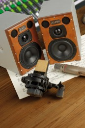 Lautsprecher Stereo Leema Xen im Test, Bild 1