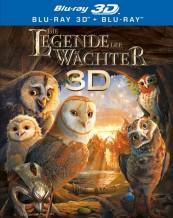 Blu-ray Film Legende der Wächter 3D (Warner) im Test, Bild 1