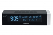 DAB+ Radio Lenco CR-630BK im Test, Bild 1