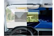 Car-Hifi sonstiges Lescars Universal-Blendschutz für die Sonnenblende NX9151 im Test, Bild 1