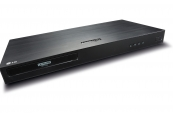 Blu-ray-Player LG UP970 im Test, Bild 1