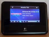 Musikserver Logitech Squeezebox Touch im Test, Bild 1