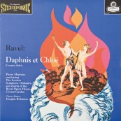 Schallplatte London Symphony Orchestra and Chorus of the Royal Opera House, Pierre Monteux : Maurice Ravel – Daphnis et Chloé (London / Original Recordings Group) im Test, Bild 1