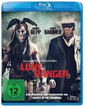 Blu-ray Film Lone Ranger (Walt Disney) im Test, Bild 1