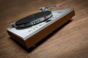 Plattenspieler Luxman PD-171 im Test, Bild 1