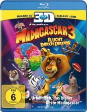 Blu-ray Film Madagascar 3 – Flucht durch Europa (Paramount) im Test, Bild 1