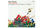 Schallplatte Manu Katché - Live In Concert (ACT Music) im Test, Bild 1