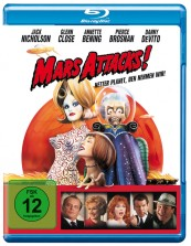 Blu-ray Film Mars Attacks (Warner) im Test, Bild 1