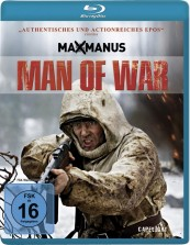 Blu-ray Film Max Manus – Man of War (AL!VE) im Test, Bild 1