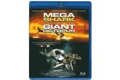 Blu-ray Film Megashark versus Giant Octopus (KNM) im Test, Bild 1