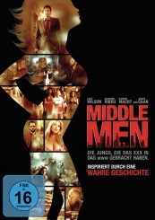 DVD Film Middle Men (Paramount) im Test, Bild 1