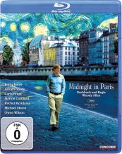 Blu-ray Film Midnight in Paris (Concorde HE) im Test, Bild 1