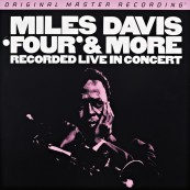 Schallplatte Miles Davis – Four & More (Mobile Fidelity Sound Lab) im Test, Bild 1