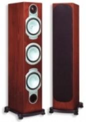 Lautsprecher Stereo Monitor Audio RS8 im Test, Bild 1