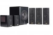 Lautsprecher Surround M&K Sound M-7 / M-4T / V8 im Test, Bild 1