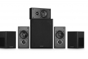 Lautsprecher Surround M&K Sound Movie 5.1-System im Test, Bild 1