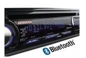 1-DIN-Autoradios: Musik hören und Telefonieren über Bluetooth, Bild 1