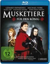Blu-ray Film Musketiere für den König (Ascot) im Test, Bild 1