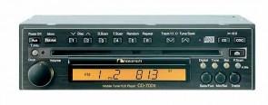 1-DIN-Autoradios Nakamichi CD700 im Test, Bild 1