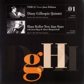Schallplatte NDR 60 Years Jazz Edition No. 01 – Dizzy Gillespie Quintet / Hans Koller New Jazz Stars (Moosicus Records) im Test, Bild 1