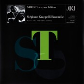 Schallplatte NDR 60 Years Jazz Edition No. 03 – Stéphane Grappelli Ensemble (Moosicus Records) im Test, Bild 1