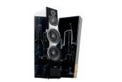 Lautsprecher Stereo newtronics Union Pacific Manhattan im Test, Bild 1