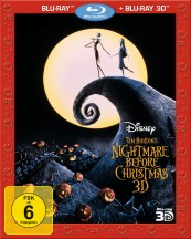 Blu-ray Film Nightmare before Christmas (Walt Disney) im Test, Bild 1