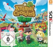 Games Nintendo 3DS Nintendo Animal Crossing: New Leaf im Test, Bild 1