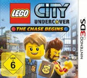 Games Nintendo 3DS Nintendo Lego City Undercover – The Chase begins im Test, Bild 1