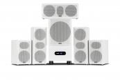 Lautsprecher Surround Nubert nuLine 24 / WS-14 / AW-600 im Test, Bild 1