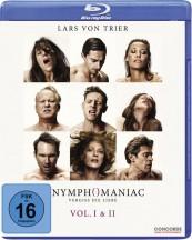 Blu-ray Film Nymphomaniac 1 + 2 (Concorde) im Test, Bild 1