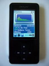 MP3 Player Odys X29 FM im Test, Bild 1