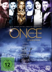 Blu-ray Film Once Upon a Time – Es war einmal … Season 2 (Disney) im Test, Bild 1