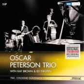 Schallplatte Oscar Peterson Trio – 1961, Cologne Gürzenich Concert Hall (Delta Music) im Test, Bild 1