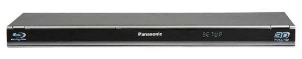 Blu-ray-Player Panasonic DMP-BDT110/111 im Test, Bild 1