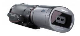 Camcorder Panasonic HDC-TM900 + VW-CLT1 im Test, Bild 1