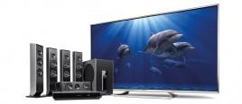 Fernseher Panasonic TX-55ASW754, Panasonic SC-BTT505 im Test , Bild 1