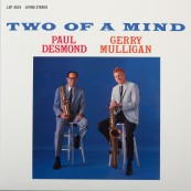 Schallplatte Paul Desmond & Gerry Mulligan - Two of a Mind (RCA / Speakers Corner) im Test, Bild 1