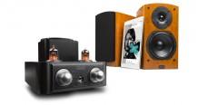 Lautsprecher Stereo Peachtree Audio D5, Taga HTA-700B im Test , Bild 1