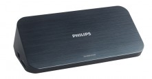 DLNA- / Netzwerk- Clients / Server / Player Philips HMP7001 im Test, Bild 1