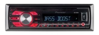 1-DIN-Autoradios Pioneer DEH-2500U im Test, Bild 1
